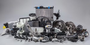 Como fazer a reposição de peças do carro?